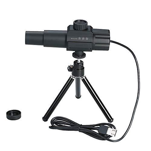 Docooler Digital Telescope USB-Teleskop Monokulares 2MP 70X Zoom-Vergrößerungs-verstellbare skalierbare Kamera mit Stativ zum Fotografieren von Videoaufnahmen - Für Kamera Videoaufnahmen