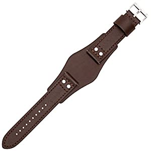 Fossil Uhrenarmband 22mm Leder Braun – CH-2891 | LB-CH2891