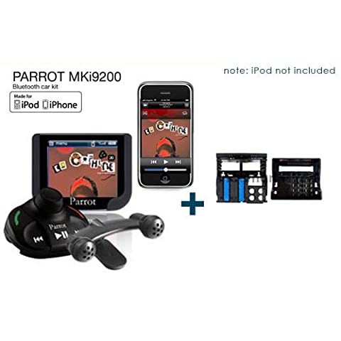 Parrot MKi9200 Kit mains libres Bluetooth SOT - 976/Kram 86200 pour BMW