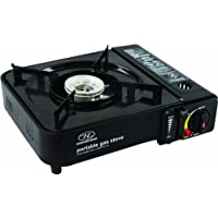 Highlander Compact Portable Camping Gas Stove Cooker