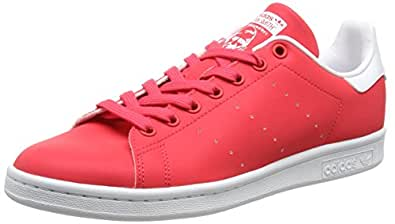 adidas Stan Smith, Baskets Mode Femme, Rose (Core Pink/Core Pink/FTWR White), 36 EU