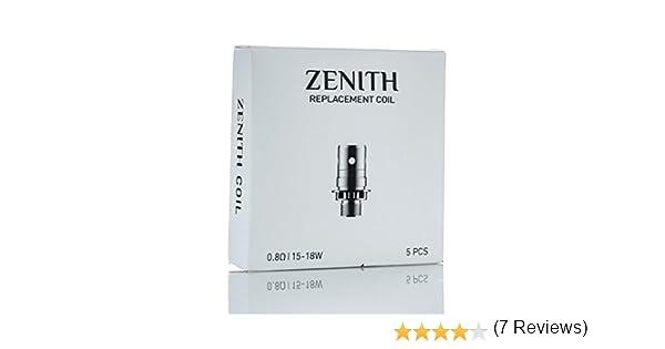 Innokin zenith coils ohm pièces ce produit ne contient
