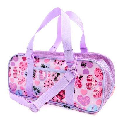 Kometa nel caso sui bambini stile vernice stabilita assortimento nastro Sakura del cuore di colore (lavanda) made in Japan N2115410