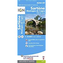 4254OT SARTENE/MONTAGNE DE CAGNA