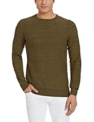 Gas Mens Wool Sweater (8056775132790_884133612_XX-Large_Sour Green)