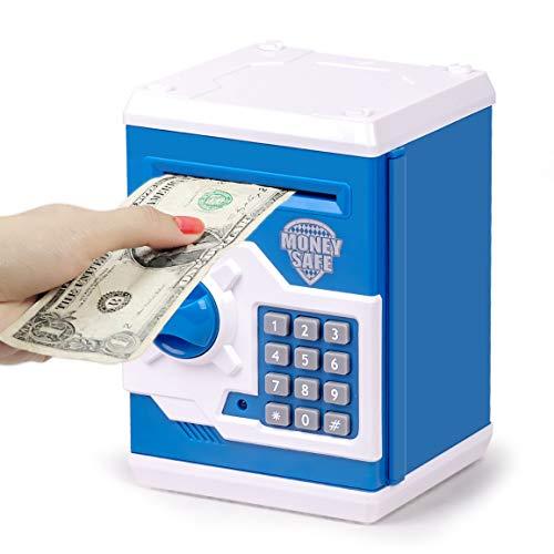 Highttoy Money Safe Coin Bank Spielzeug für