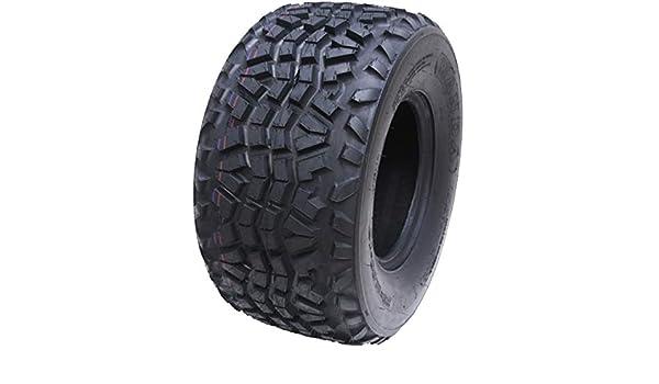 set of 2 23x11.00-10 quad ATV tyre Kawasaki Mule Wanda P3077 4ply Utility tire