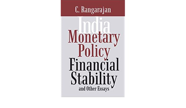 buy monetary policy financial stability and other essays  buy monetary policy financial stability and other essays book online at low prices in monetary policy financial stability and other