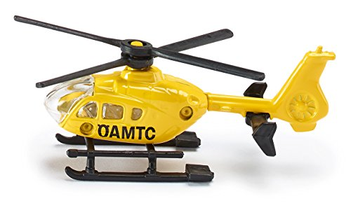 SIKU 085303800 - Modelo de Juego - ÖAMTC helicóptero