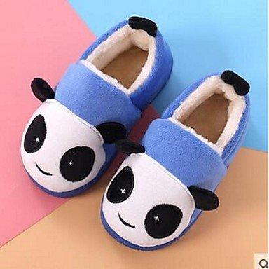 LQXZM Unisex pantofole & amp; flip-flops Comfort informale di pelliccia Nero Blu rosa grigio Pool