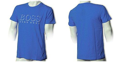 BOSS T-Shirt Blau