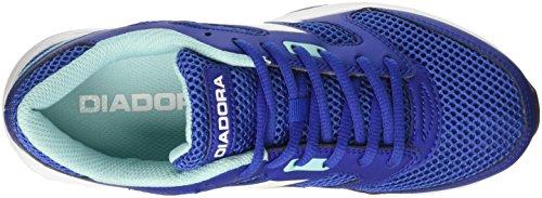 Diadora Azul Bianco Forma Sapatos Adulto Profondo azul 7 Rodando qvpqPxSrw