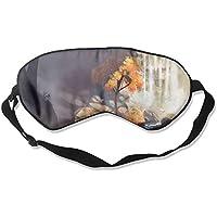 Sleep Eye Mask Nature Trees Lightweight Soft Blindfold Adjustable Head Strap Eyeshade Travel Eyepatch preisvergleich bei billige-tabletten.eu