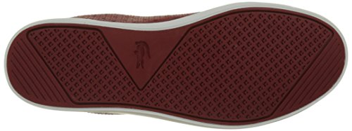 Lacoste Straightset 117 3 Caw Dk Red, Bassi Donna Rosso (Dk Red)
