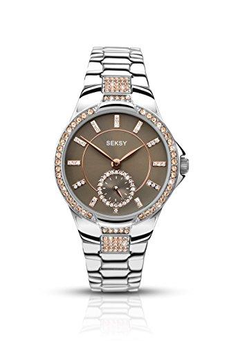 Sekonda Damen-Armbanduhr Analog Quarz 2182.37