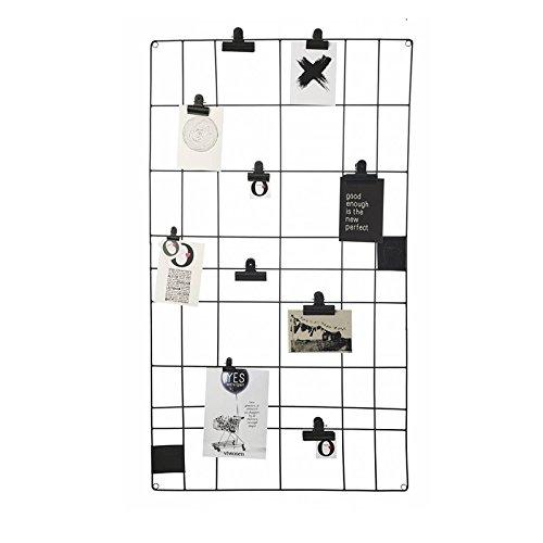 Memo Board Wire, schwarz -