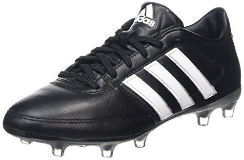 adidas Unisex-Erwachsene Gloro 16.1 FG Fußballschuhe, Schwarz (Core Black/Ftwr White/Matte Silver), 38 EU