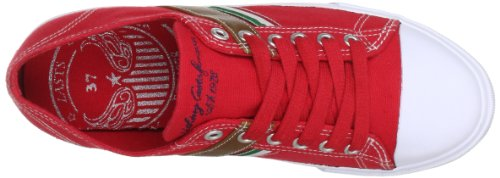 Nothing Lasts Forever 832410, Baskets mode femme Rouge (Rot 503)