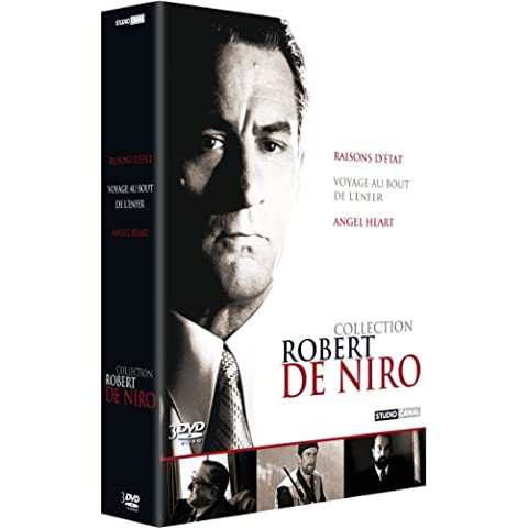 Collection Robert De Niro - Raison d'état + Voyage au bout de l'enfer + Angel Heart