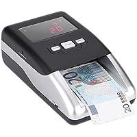 Anself 320 - Detector de Billetes Euros Falsos de LED Pantalla (Por Infrarrojos/Tinta magnética/Código magnético/2D Tamaño reconocimiento)