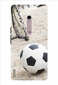 Noise Beach Football Printed Cover for Motorola Moto X Style