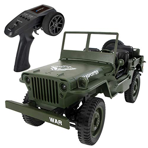 bbJunior Ferngesteuertes Auto »My First R/C Jeep Wrangler«