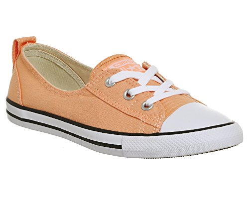 Converse Ctas Core Ox, Baskets mode mixte adulte Sunset Glow White Exclusive