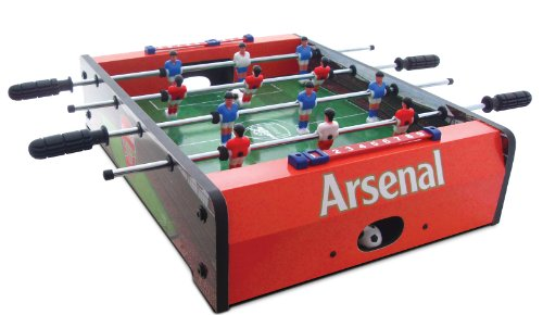 Arsenal FC Football Table - Red, 20 Inch