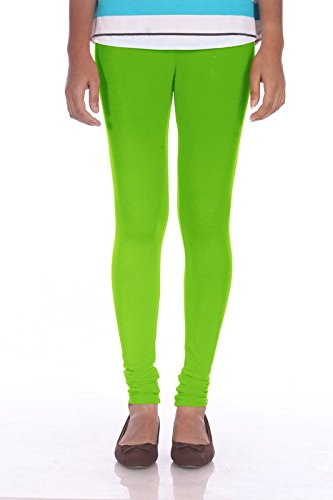 Prisma Women's Viscose Legging (Prisma_35_Grass Green_XXX-Large)
