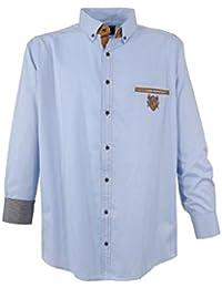 0e306afc7fc Lavecchia King Size Terry LV 9004. Lave Cchia Men Large Arm 3 7XL Shirt –