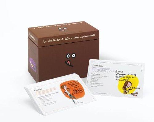 La boîte tout choco des paresseuses