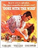Gone With The Wind Tin Sign 13 x 16in by Signs 4 Fun