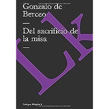 Del Sacrificio De La Missa/ Mass Sacrifice (Diferencias) (Religion)