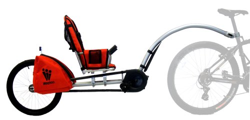 Weehoo Igo Bike Trailer 2012 (Red, 20