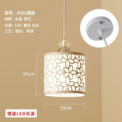 BESPD Creative industrial wind Schlafzimmer einfache moderne Gang Mahlzeit hängenden Hängeleuchte Kronleuchter Deckenlampe Milch weiß Angebot eine zu kaufen