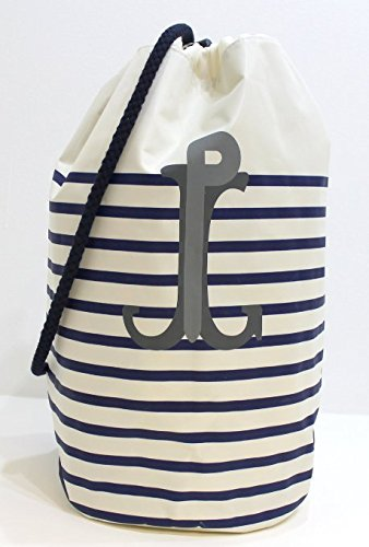 Jean Paul Gaultier - Portatrajes de viaje white with blue stripes 30cm(l) x 44cm(h) x 21cm(w)