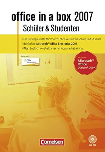 Schüler Box (Office in a Box 2007 für Schüler und Studenten)