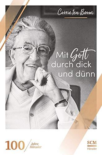 Buchseite und Rezensionen zu 'Mit Gott durch dick und dünn' von Corrie ten Boom