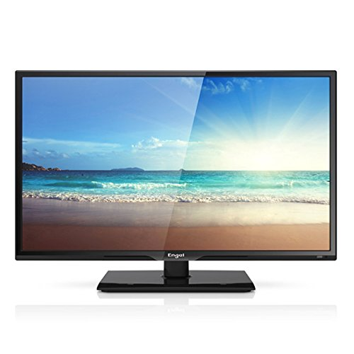 "Engel EverLEd - Televisor de 24"" FULL HD (USB, PVR, OCA, modo hotel), color negro"