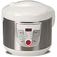 NEWCOOK Robot de Cocina Multifunción, Capacidad 5 Litros, Programable Hasta 24H, Cocina Automáticamente