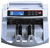 #7: (Digital Display) Compatible with Old & New Inr- Rs.10, 20, 50,100,200, 500 & 2000 Notes Counting Machine with Fake Note Detector with Voice Function & Color Changing LCD Display - 1 Year Warranty