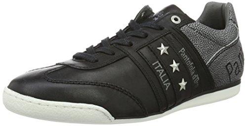 Pantofola d'Oro Imola Funky Uomo Low, chaussons d'intérieur homme Noir