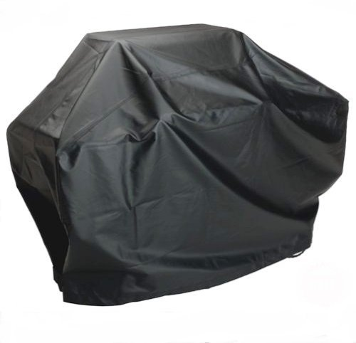 logei® Grillabdeckung Abdeckhaube BBQ Cover Grill Schutzhülle Wasserdicht, 80 x 66 x 100cm, Schwarz