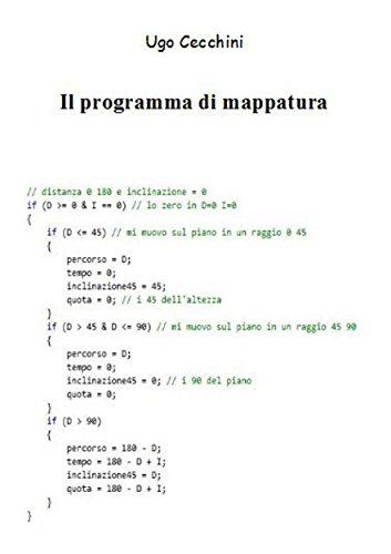 Il programma di mappatura (Italian Edition) por Ugo Cecchini