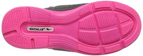 Gola Sondrio, Scarpe Sportive Outdoor Donna Grigio (Grey/pink)
