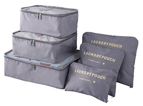 1x Conjunto de nylon Embalaje Cubitos Impermeable Almacenamiento bolsa