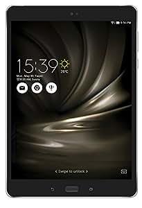 "Asus ZenPad 3S 10 LTE, Tablet, Display da 9.7"", Processore Qualcomm MSM8956, 4G/LTE, Memoria Interna da 64 GB, RAM da 4 GB, Nero"