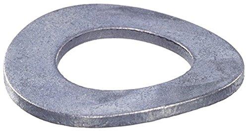 Dresselhaus Federscheiben Form B, mech. verzinkt, 8, 100 Stück