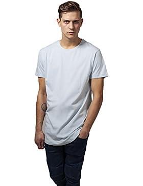 Urban Classics Shaped Long Tee, Camiseta para Hombre