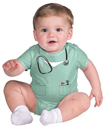 Rubie's Doctor Baby Kostüm, Einheitsgröße (881593-I)